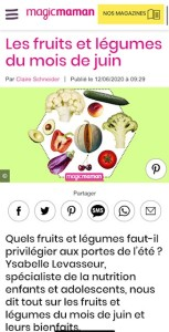 expert_nutrition_ysabelle_levasseur_fruits_légumes_juin_magicmaman