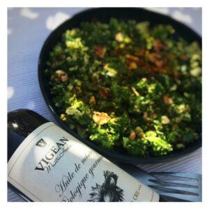 recette brocolis noix huile de noisette