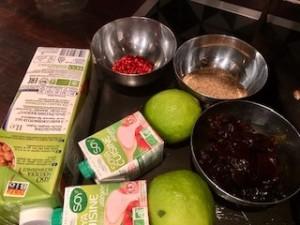 recette_ysabelle_levasseur_cheff_healthy_crème_radis_noir_dulse_algues_ingrédients