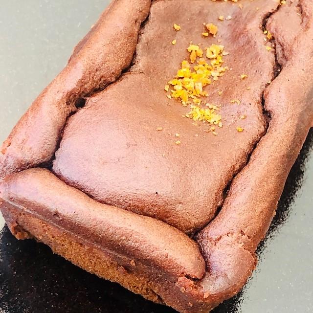 Petits cakes au chocolat et à l abetterave