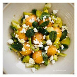 salade_melon_feta_pourpier_fenouil_huile_chanvre_bio_ysabelle_levasseur_auteure_culinaire